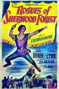 Assistir O Cavaleiro de Sherwood Online Grátis Dublado Legendado (Full HD, 720p, 1080p) | Gordon Douglas | 1950