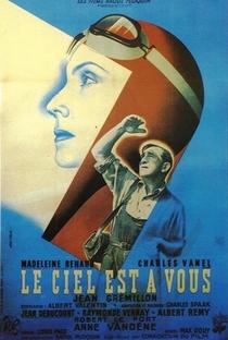 Assistir O Céu lhe Pertence Online Grátis Dublado Legendado (Full HD, 720p, 1080p) | Jean Grémillon | 1944