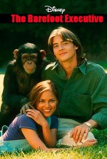 Assistir O Chimpanzé Manda-Chuva Online Grátis Dublado Legendado (Full HD, 720p, 1080p) | Susan Seidelman | 1995