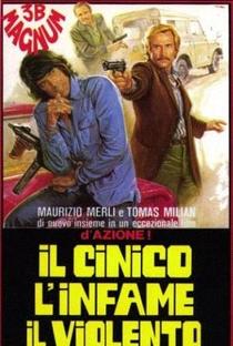 Assistir O Cínico, O Infame, O Violento Online Grátis Dublado Legendado (Full HD, 720p, 1080p) | Umberto Lenzi (I) | 1977