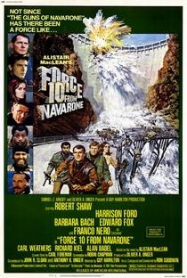 Assistir O Comando 10 de Navarone Online Grátis Dublado Legendado (Full HD, 720p, 1080p) | Guy Hamilton (I) | 1978