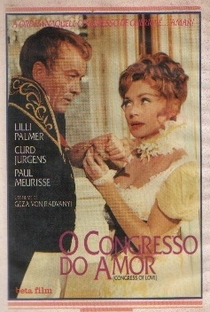 Assistir O Congresso do Amor Online Grátis Dublado Legendado (Full HD, 720p, 1080p) | Géza von Radványi | 1966
