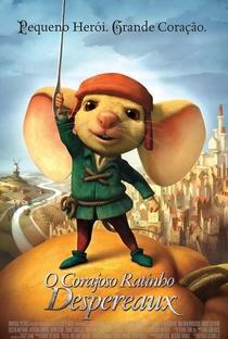 Assistir O Corajoso Ratinho Despereaux Online Grátis Dublado Legendado (Full HD, 720p, 1080p) | Robert Stevenhagen