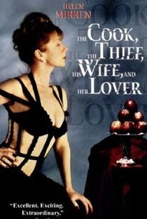 Assistir O Cozinheiro, o Ladrão, sua Mulher e o Amante Online Grátis Dublado Legendado (Full HD, 720p, 1080p)   Peter Greenaway   1989