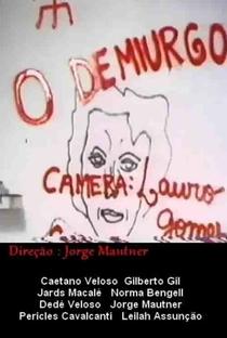 Assistir O Demiurgo Online Grátis Dublado Legendado (Full HD, 720p, 1080p) | Jorge Mautner | 1972