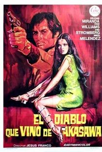 Assistir O Demônio de Akasava Online Grátis Dublado Legendado (Full HD, 720p, 1080p) | Jesús Franco (I) | 1971