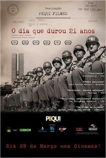 Assistir O Dia que Durou 21 Anos Online Grátis Dublado Legendado (Full HD, 720p, 1080p)   Camilo Tavares   2012