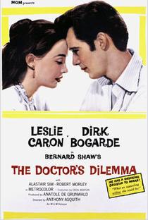 Assistir O Dilema do Médico Online Grátis Dublado Legendado (Full HD, 720p, 1080p) | Anthony Asquith | 1958