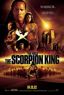 Assistir O Escorpião Rei Online Grátis Dublado Legendado (Full HD, 720p, 1080p) | Chuck Russell (I) | 2002