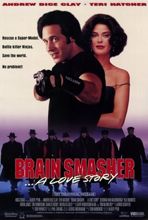 Assistir O Esmagador - Um Romance Atrapalhado Online Grátis Dublado Legendado (Full HD, 720p, 1080p) | Albert Pyun | 1993