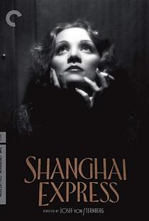 Assistir O Expresso de Xangai Online Grátis Dublado Legendado (Full HD, 720p, 1080p) | Josef von Sternberg | 1932