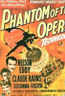 Assistir O Fantasma da Ópera Online Grátis Dublado Legendado (Full HD, 720p, 1080p) | Arthur Lubin | 1943