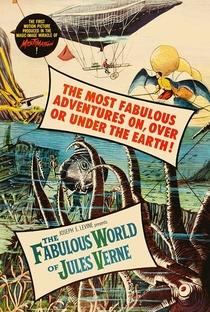 Assistir O Fantástico Mundo de Júlio Verne Online Grátis Dublado Legendado (Full HD, 720p, 1080p) | Karel Zeman | 1958