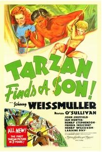 Assistir O Filho de Tarzan Online Grátis Dublado Legendado (Full HD, 720p, 1080p) | Richard Thorpe (I) | 1939
