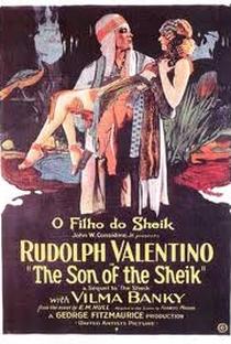 Assistir O Filho do Sheik Online Grátis Dublado Legendado (Full HD, 720p, 1080p)   George Fitzmaurice   1926