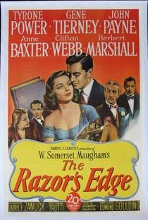 Assistir O Fio da Navalha Online Grátis Dublado Legendado (Full HD, 720p, 1080p)   Edmund Goulding   1946