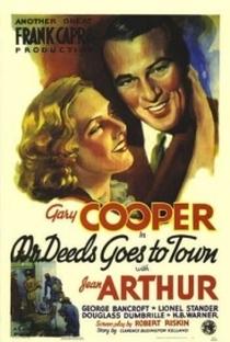 Assistir O Galante Mr. Deeds Online Grátis Dublado Legendado (Full HD, 720p, 1080p) | Frank Capra | 1936