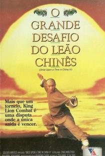 Assistir O Grande Desafio do Leão Chinês Online Grátis Dublado Legendado (Full HD, 720p, 1080p) | Bun Yuen | 1993