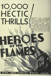 Assistir O Herói das Chamas Online Grátis Dublado Legendado (Full HD, 720p, 1080p) | Robert F. Hill | 1931