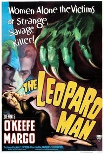 Assistir O Homem-Leopardo Online Grátis Dublado Legendado (Full HD, 720p, 1080p) | Jacques Tourneur | 1943
