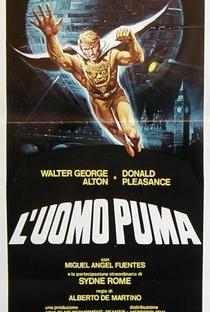 Assistir O Homem Puma Online Grátis Dublado Legendado (Full HD, 720p, 1080p) | Alberto De Martino | 1980
