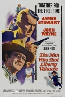 Assistir O Homem Que Matou o Facínora Online Grátis Dublado Legendado (Full HD, 720p, 1080p) | John Ford (I) | 1962