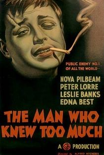 Assistir O Homem Que Sabia Demais Online Grátis Dublado Legendado (Full HD, 720p, 1080p) | Alfred Hitchcock (I) | 1934