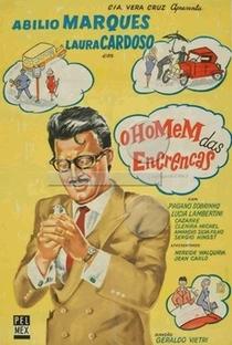Assistir O Homem das Encrencas Online Grátis Dublado Legendado (Full HD, 720p, 1080p) | Geraldo Vietri | 1965