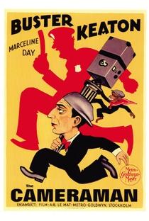 Assistir O Homem das Novidades Online Grátis Dublado Legendado (Full HD, 720p, 1080p)   Buster Keaton