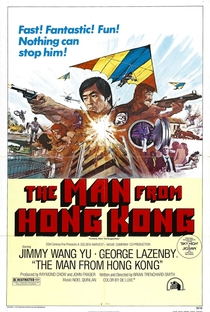 Assistir O Homem de Hong Kong Online Grátis Dublado Legendado (Full HD, 720p, 1080p) | Brian Trenchard-Smith