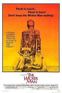 Assistir O Homem de Palha Online Grátis Dublado Legendado (Full HD, 720p, 1080p)   Robin Hardy   1973