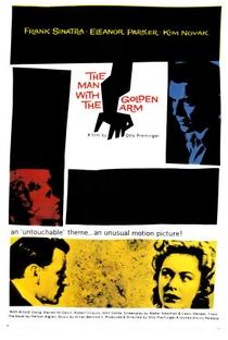 Assistir O Homem do Braço de Ouro Online Grátis Dublado Legendado (Full HD, 720p, 1080p) | Otto Preminger | 1955