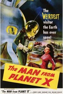 Assistir O Homem do Planeta X Online Grátis Dublado Legendado (Full HD, 720p, 1080p) | Edgar G. Ulmer | 1951