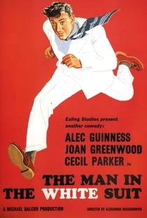 Assistir O Homem do Terno Branco Online Grátis Dublado Legendado (Full HD, 720p, 1080p)   Alexander Mackendrick   1951
