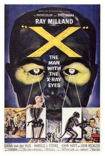 Assistir O Homem dos Olhos de Raio-X Online Grátis Dublado Legendado (Full HD, 720p, 1080p) | Roger Corman | 1963