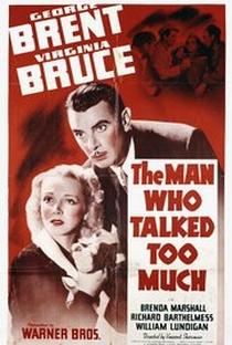 Assistir O Homem que Falava Demais Online Grátis Dublado Legendado (Full HD, 720p, 1080p) | Vincent Sherman | 1940