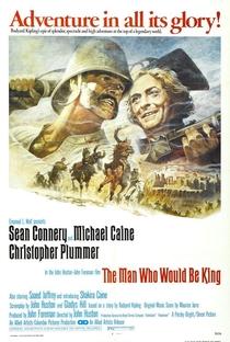 Assistir O Homem que Queria Ser Rei Online Grátis Dublado Legendado (Full HD, 720p, 1080p) | John Huston (I) | 1975
