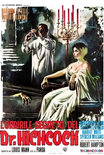 Assistir O Horrível Segredo do Dr. Hichcock Online Grátis Dublado Legendado (Full HD, 720p, 1080p) | Riccardo Freda | 1962