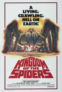Assistir O Império das Aranhas Online Grátis Dublado Legendado (Full HD, 720p, 1080p) | John 'Bud' Cardos | 1977