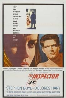 Assistir O Inspetor Online Grátis Dublado Legendado (Full HD, 720p, 1080p) | Philip Dunne | 1962