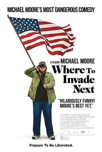 Assistir O Invasor Americano Online Grátis Dublado Legendado (Full HD, 720p, 1080p) | Michael Moore | 2016