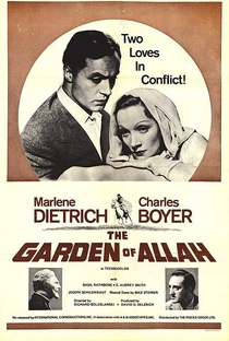 Assistir O Jardim de Allah Online Grátis Dublado Legendado (Full HD, 720p, 1080p) | Richard Boleslawski | 1936