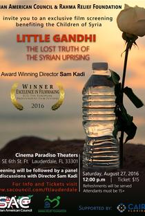 Assistir O Jovem Gandhi Online Grátis Dublado Legendado (Full HD, 720p, 1080p) | Sam Kadi | 2016