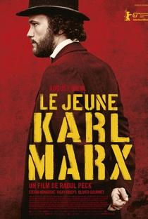 Assistir O Jovem Karl Marx Online Grátis Dublado Legendado (Full HD, 720p, 1080p) | Raoul Peck | 2017