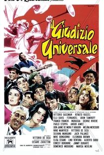 Assistir O Juízo Universal Online Grátis Dublado Legendado (Full HD, 720p, 1080p) | Vittorio De Sica | 1961