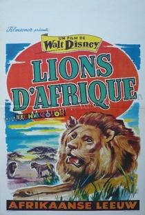 Assistir O Leão Africano Online Grátis Dublado Legendado (Full HD, 720p, 1080p) | James Algar | 1955