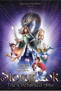 Assistir O Livro Mágico Online Grátis Dublado Legendado (Full HD, 720p, 1080p) | Lorenzo Doumani | 1996