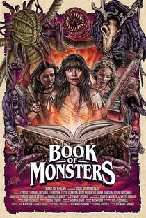 Assistir O Livro dos Monstros Online Grátis Dublado Legendado (Full HD, 720p, 1080p) | Stewart Sparke | 2018