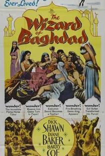 Assistir O Mago de Bagdá Online Grátis Dublado Legendado (Full HD, 720p, 1080p)   George Sherman (I)   1960