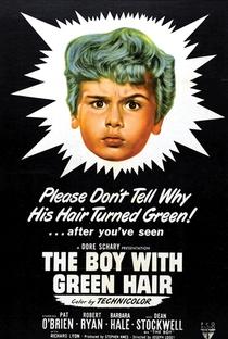 Assistir O Menino dos Cabelos Verdes Online Grátis Dublado Legendado (Full HD, 720p, 1080p) | Joseph Losey | 1948